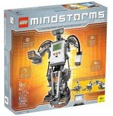 Eğitici bir robot yapım seti: Lego Mindstorms