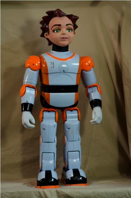 Hanson Robokind'dan Zeno Robot