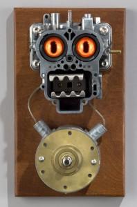 Atık Metallerden Robotlar