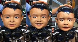 Farklı yüz ifadeleriyle Diego-san Kaynak: UCSDNews