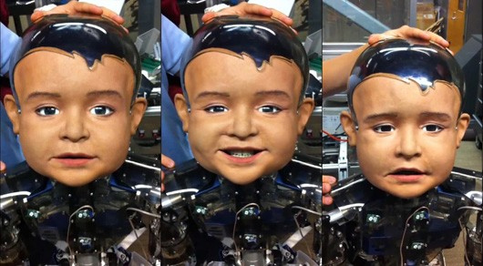Robot Bebek: Diego-san