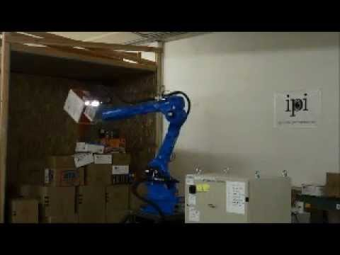 Industrial Perception: 3 Boyutlu Vizyon Sahibi Robotlar