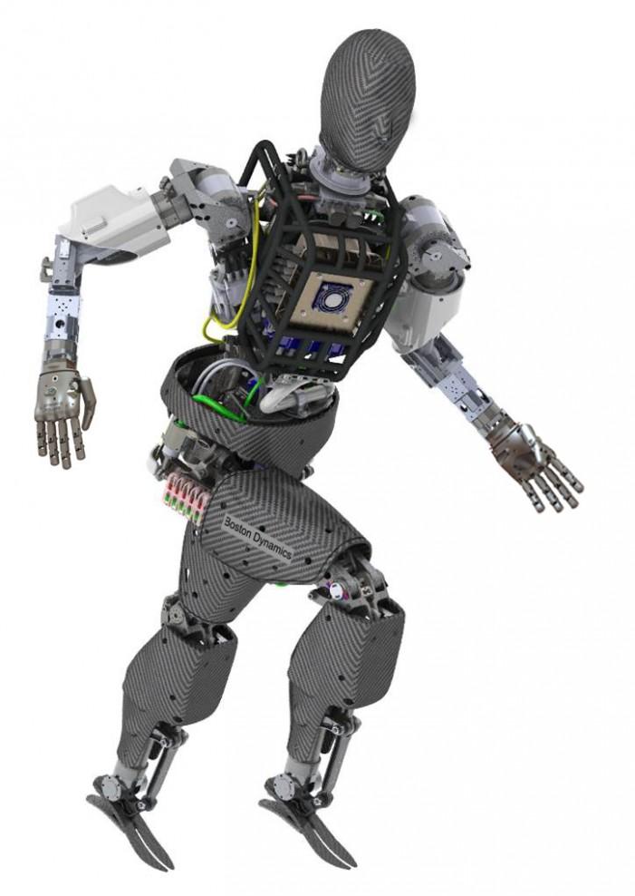 Robot kurtarıcılarımız