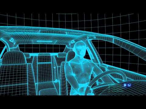 Toyota'dan Robot Arabaya ilk adım
