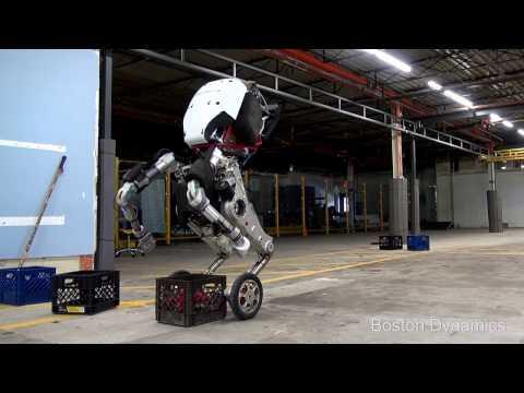 Boston Dynamics in yeni robotu yine büyüledi