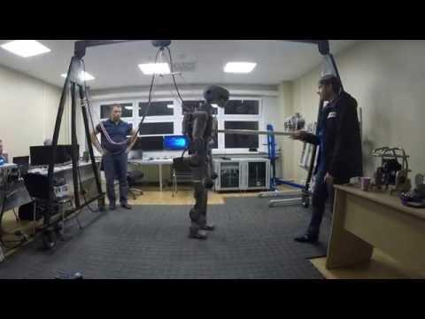 Rusların Astronot Robotu
